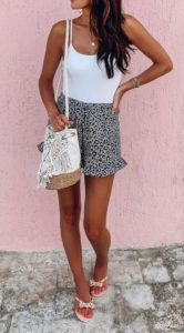 31 Cute Cut Off Short Outfits To Wear this Summer