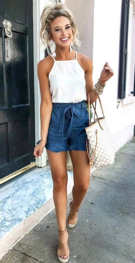 10+ End of Summer Outfits 2019