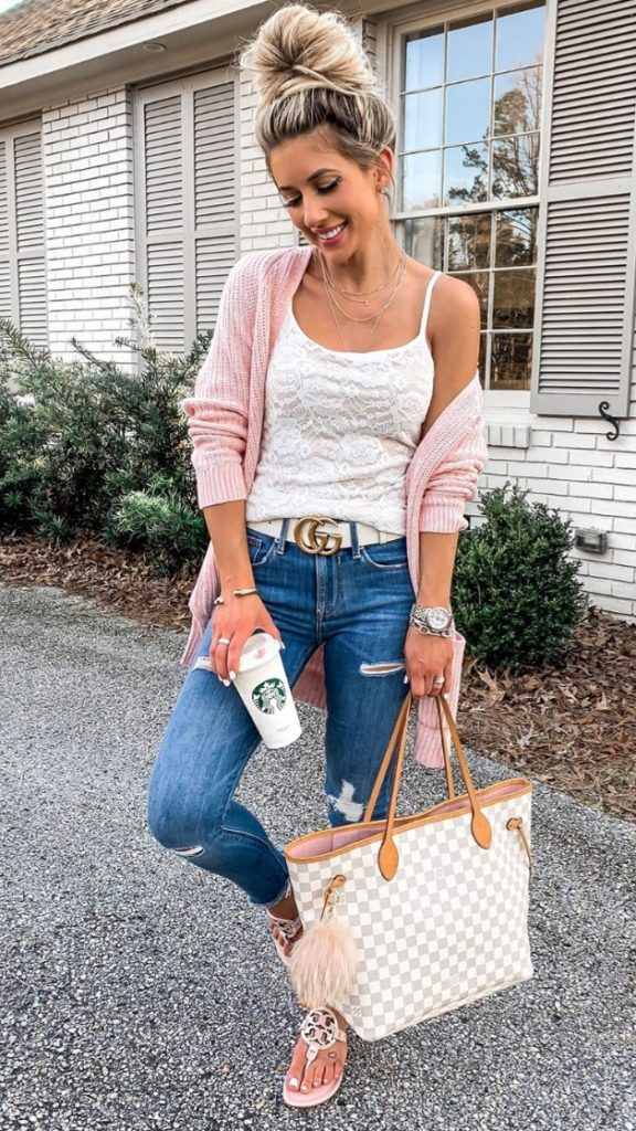 15 Cute Casual Sleeveless Outfits For Summer
