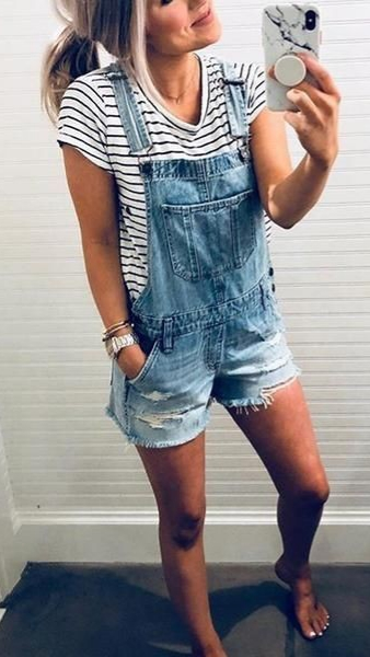 15 Trendy Summer Outfit Ideas for Women