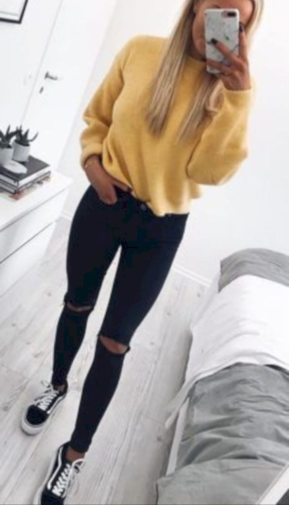 15 Back to school outfits for high school