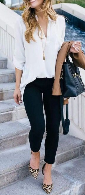 Best Business Casual for Women