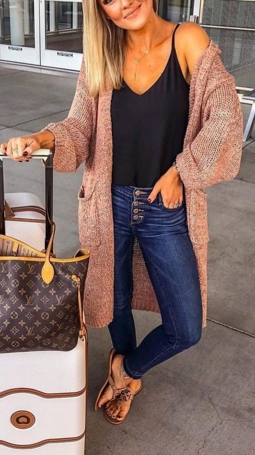 Cute Casual Fall Outfits for Women