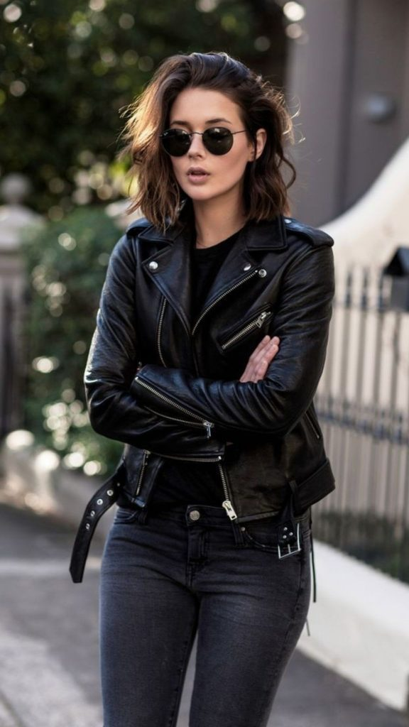 25 Best Leather Jackets for Women