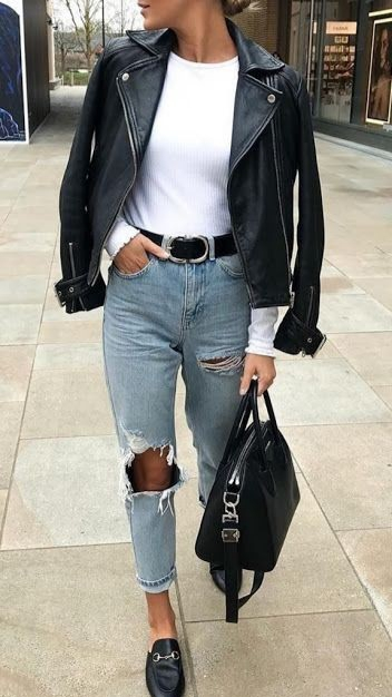 25 Best Leather Jackets for Women 2019