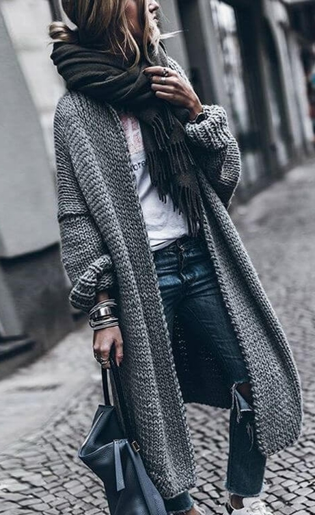 31 Cute and Comfy Winter Outfits for Women