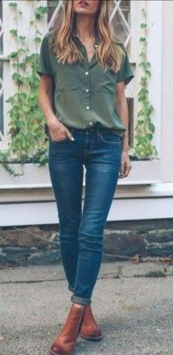 45 Cute Casual Fall Outfits You'll Want To Copy This Year