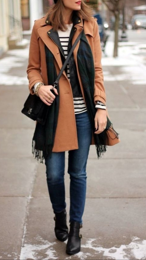 16 Cute and Comfy Winter Outfits