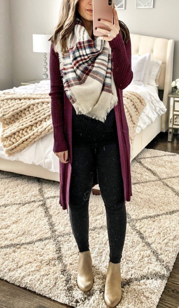 15 Best Sweater Outfit Ideas for Fall & Winter