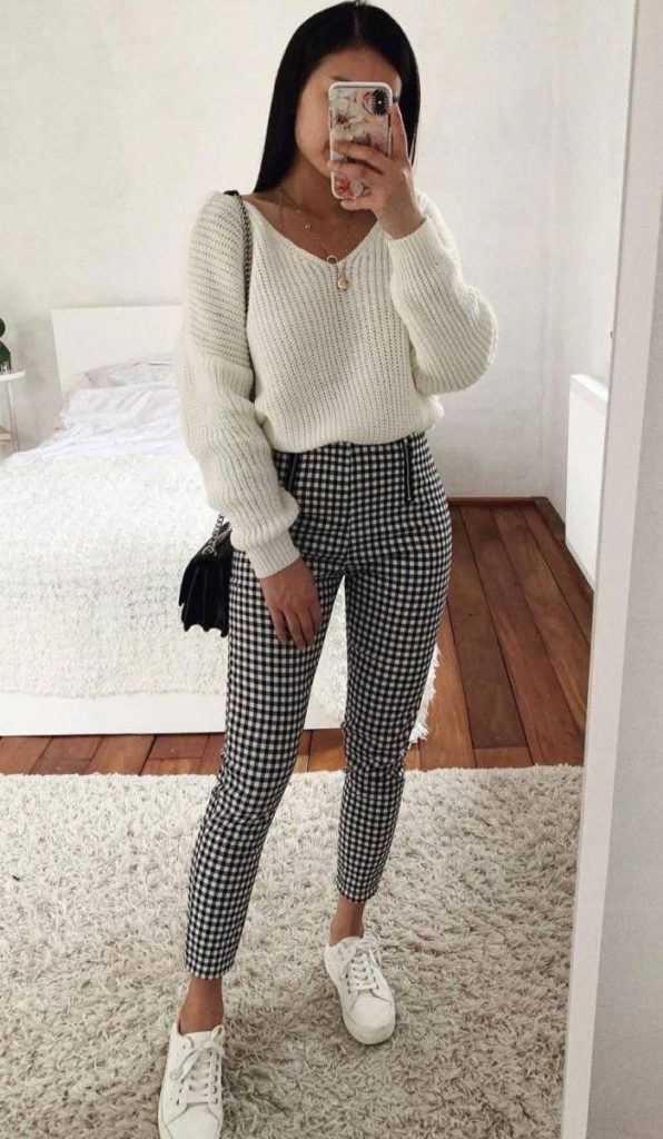 Trendy Casual fall outfits for women
