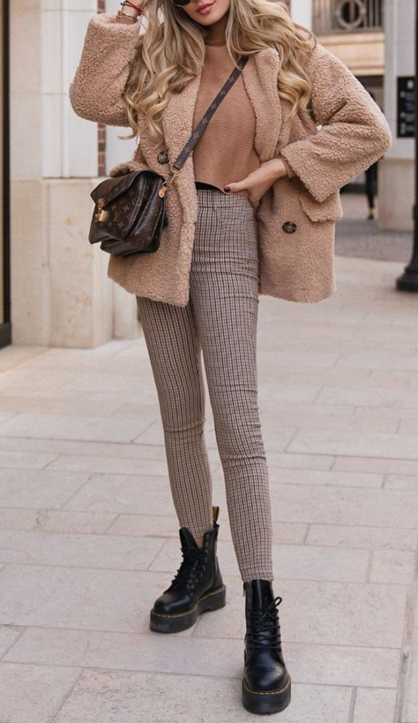 Trendy Street Style Winter Outfits
