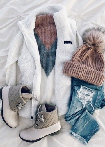10+ Cute Winter Outfits To Copy Now