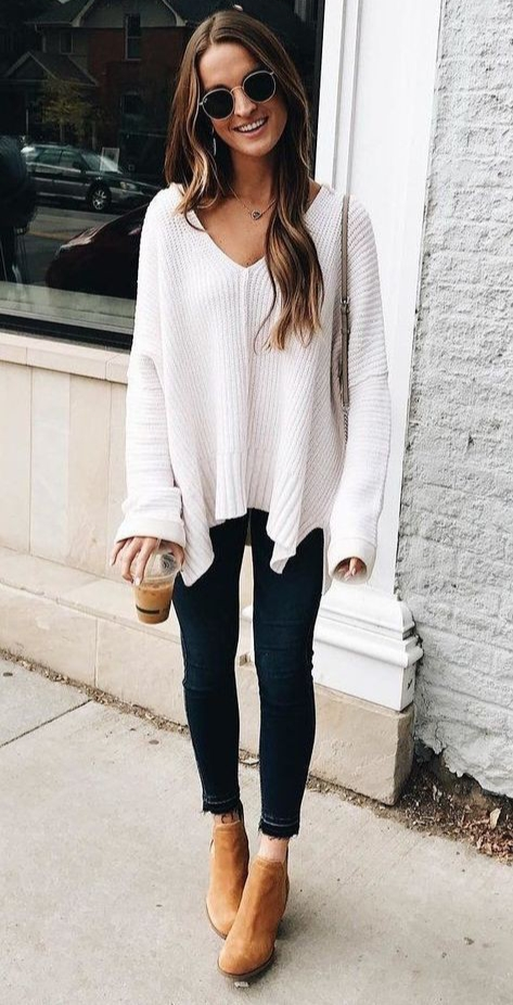 33 Comfy Winter Outfits for Women