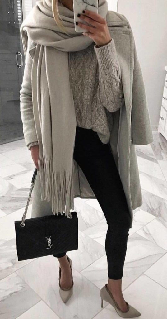 cute cozy winter outfits