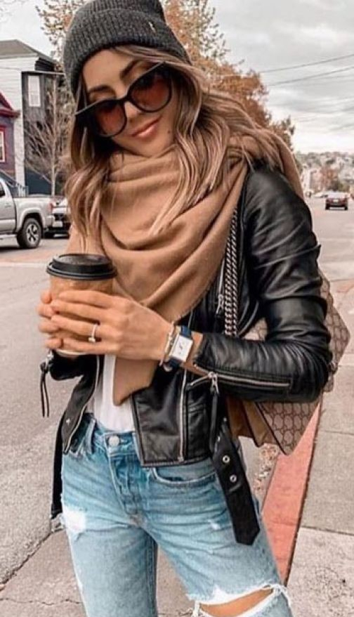 womens outfits for winter, concert outfit