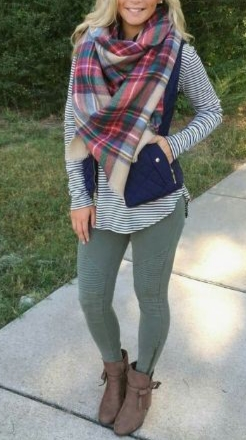 Cute and Comfy Winter Outfits To Copy Now