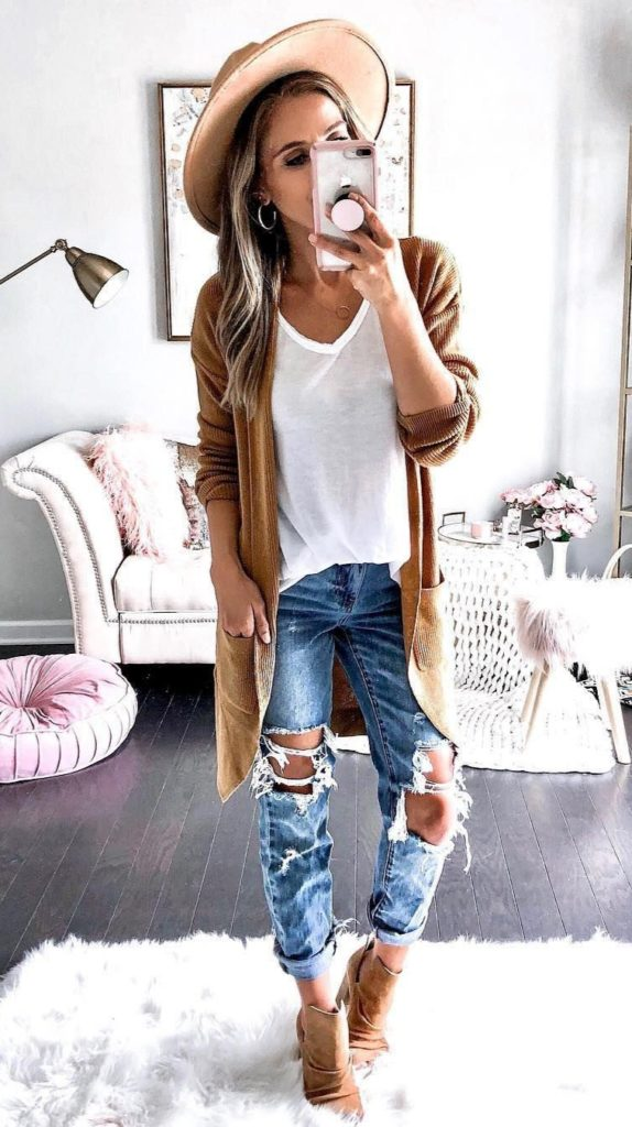 41 Cute Spring Outfits You Need TO Copy Right Now