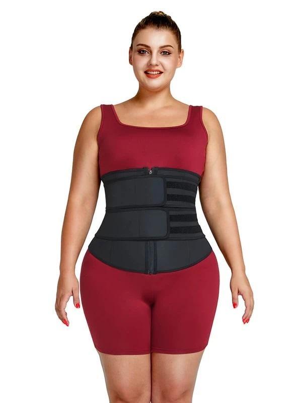 fashionable latex waist trainer